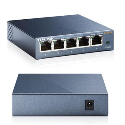 5 Port Desktop Gigabit Switch
