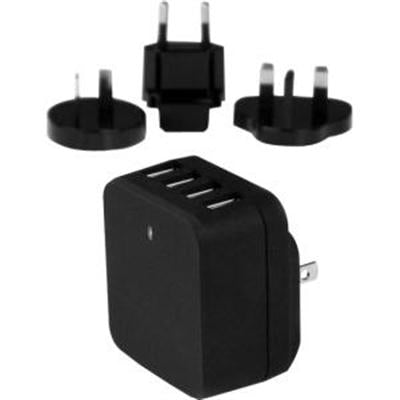 4x USB Wall Charger