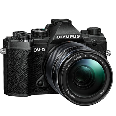 OM D E M5 Mark III Body Black