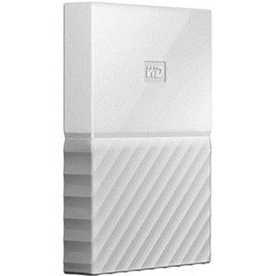 WD 2TB White My Passport HD