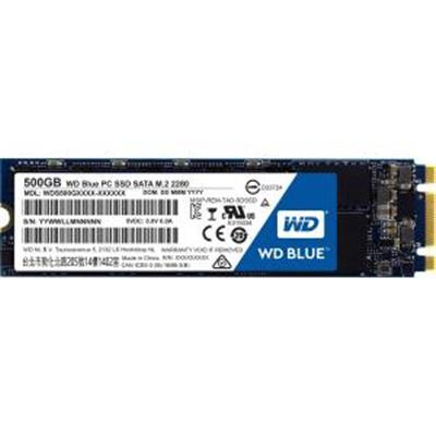 WD Blue M.2 500GB Internal SSD