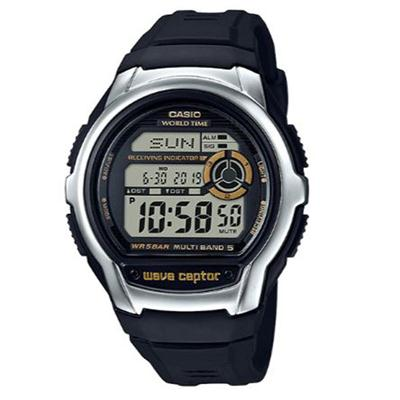 Mens Wave Ceptor Watch