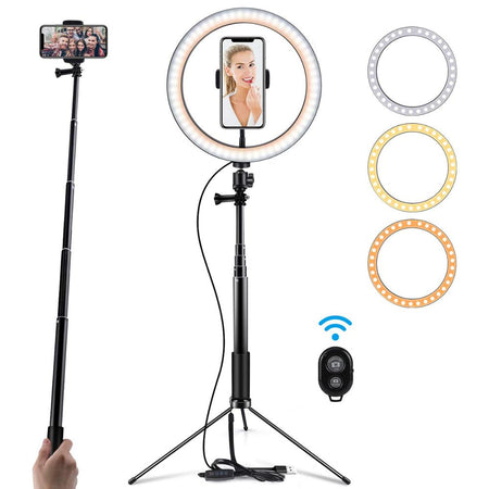 Photography/Videography Selfie Table LED Light