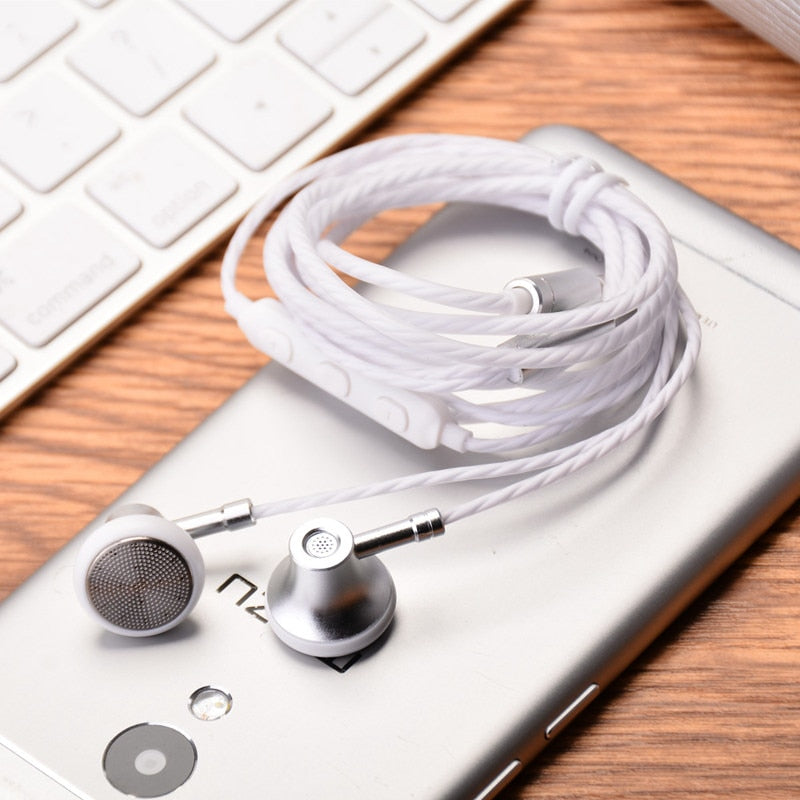 Ollivan MS16 In Ear Earphone 3.5mm Earbuds