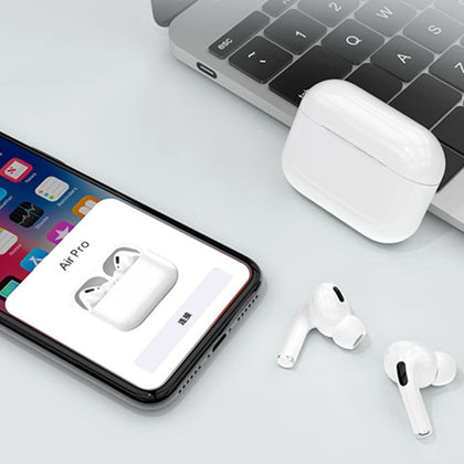 Airpods Pro 3 Apple iphone Clone TWS 1:1 Bluetooth Earphone Wireless earplugs Sound