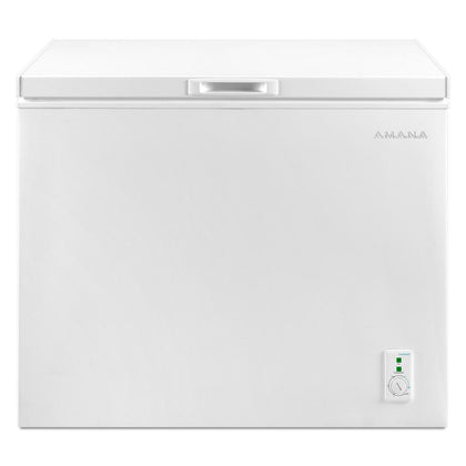 Amana 9 cu. ft. Chest Freezer in White