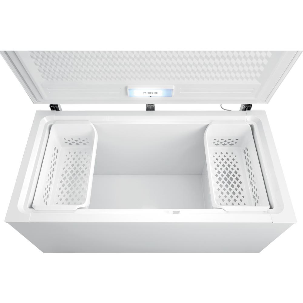 Frigidaire 14.8cu. ft. Chest Freezer in White