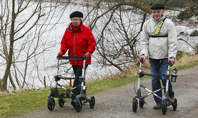 Must Have Features of a Rollator Walker