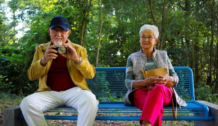 What is most important to seniors' quality of life