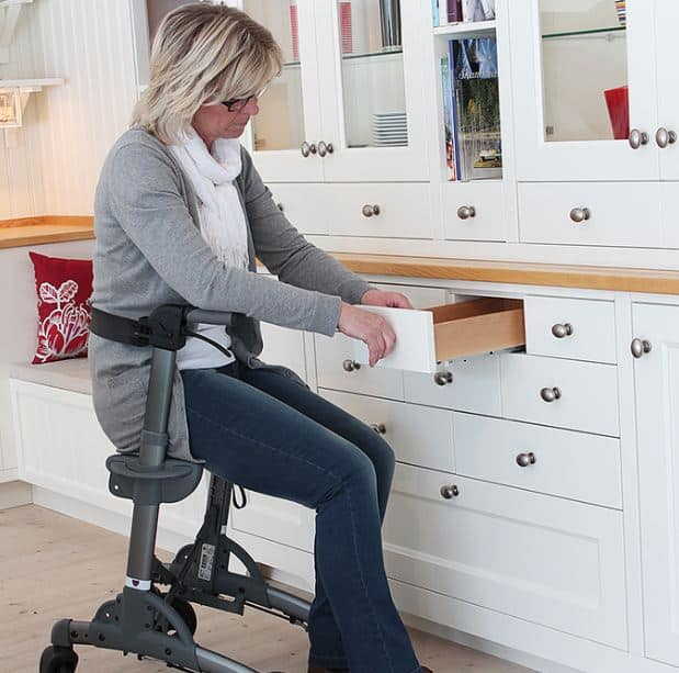 Here's Why Rollator Walkers Need Built in Seats