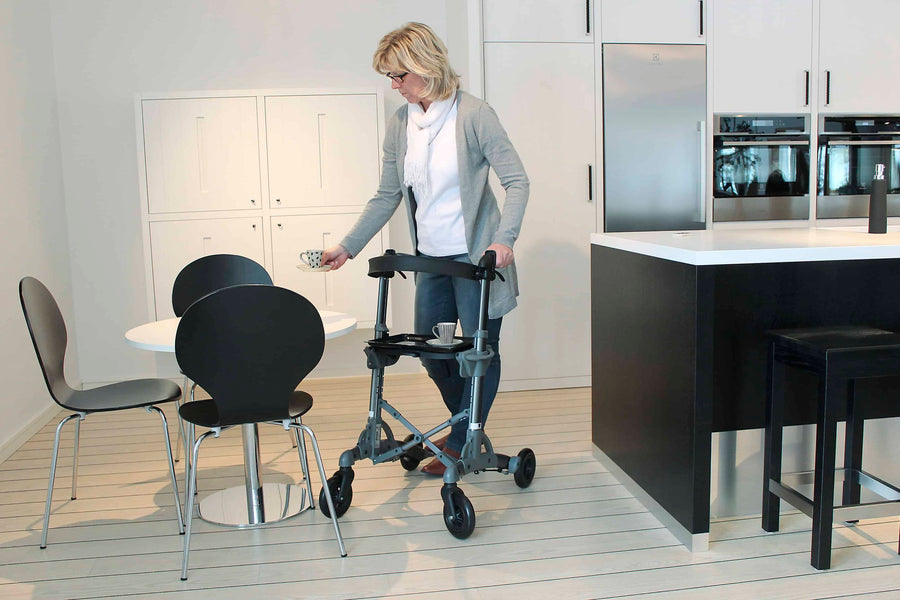 Rolling Walkers Are Perfect For People Who Need Something More Durable