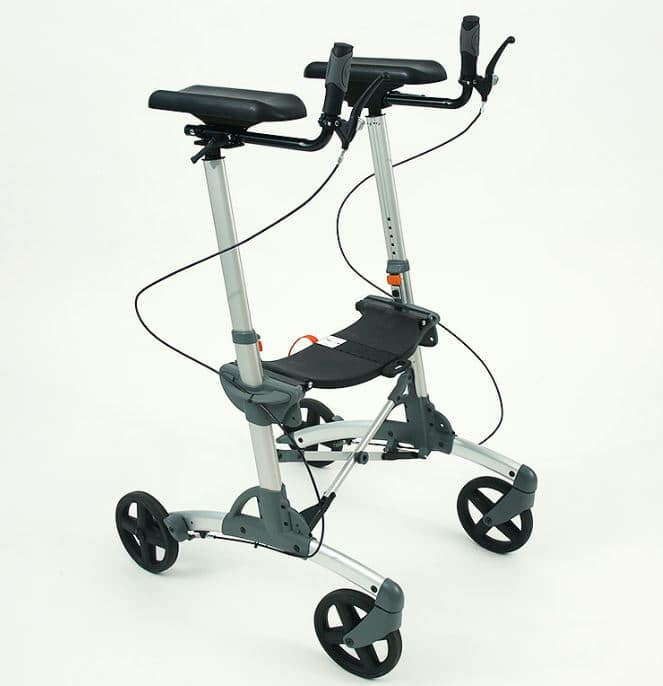 Volaris RA WALK UPRIGHT Rollator Walker
