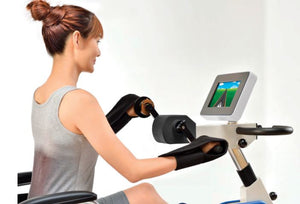 Motorized Active Passive Whole Body Cycle Rehab and Therapy Bike