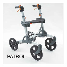 Load image into Gallery viewer, Volaris PATROL All Terrain Rollator Walker