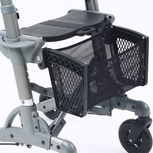 Rollator Flexible Mesh Storage Basket - Xlent Care Products
