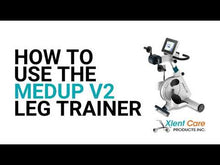 Load and play video in Gallery viewer, MEDUP V2 Active-Passive Cycle Trainer