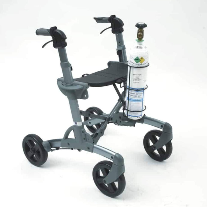 Rollator Oxygen Tank Holder - Xlent Care Products