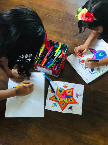 pohela art kids