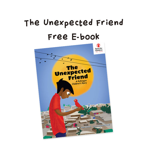 The Unexpected Friend free ebook