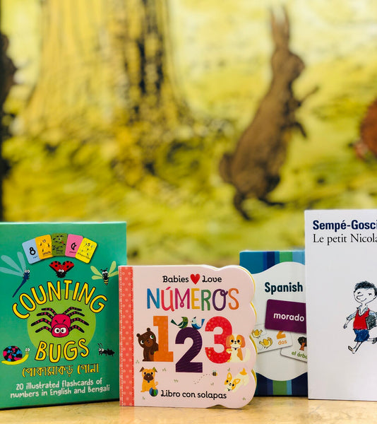 bilingual kids books