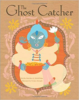ghost catcher book cover