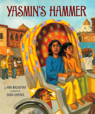 yasmins hammer book cover