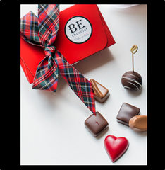 BE Curious - Red Limited Edition - BE Chocolat