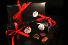 BE Selfish: Tote of 4 assorted chocolates - BE Chocolat