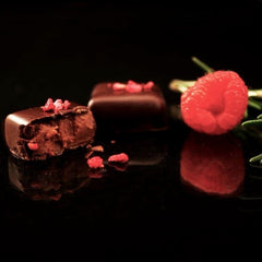 Rosemary Raspberry - BE Chocolat