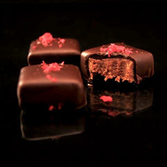 BE Curious: 6 assorted chocolates - BE Chocolat