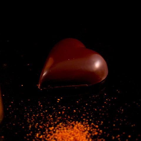 Cayenne Fire Heart