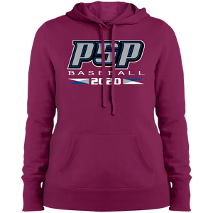 2020 Ladies' Pullover Hooded Sweatshirt
