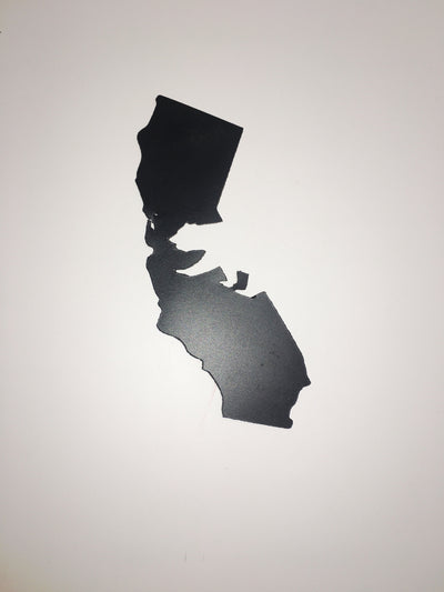 California state  magnet cut out - OGRAPHICS