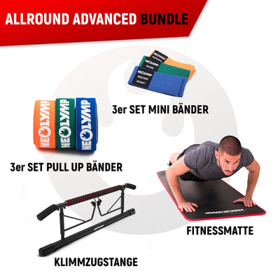 Spar-Set: Allround Bundle