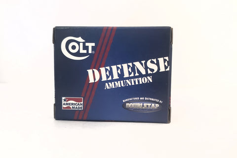 380 ACP 90gr Colt Defense Ammunition™ JHP 20rds