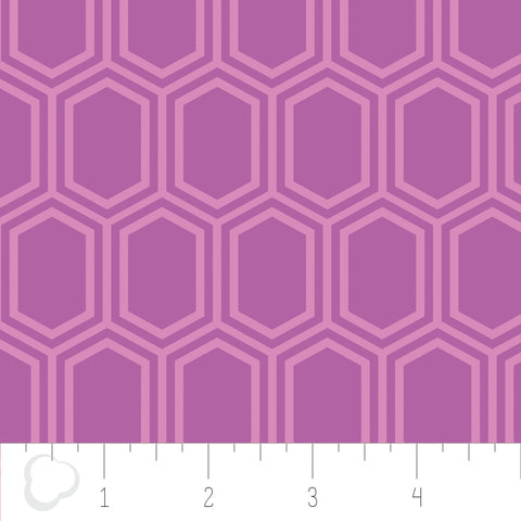Honeycomb in Orchid C5