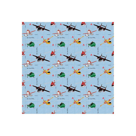 "Disney-Planes 43/44"" Wide 100% Cotton D4"