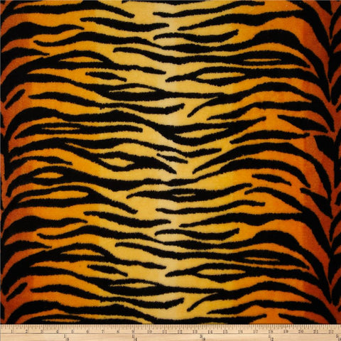 Tiger Stripe Fleece