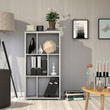 White Bookcase Display Shelves Shelving Bookshelf Storage Home Office Furniture - Wall Shelves Direct
