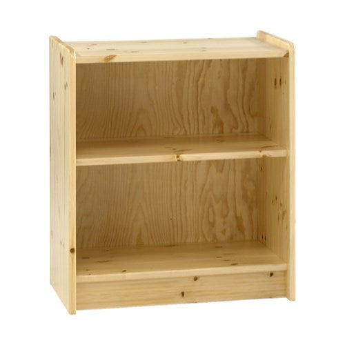 Steens For Kids Low Bookcase In Pine - Wall Shelves Direct