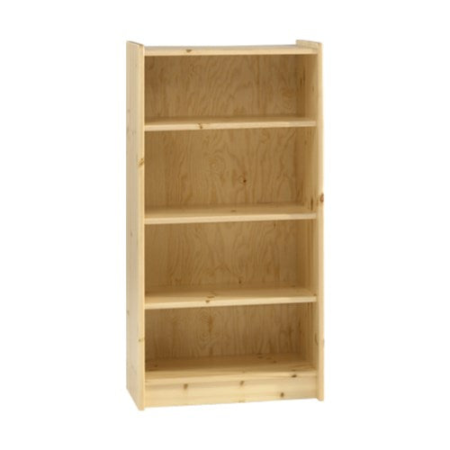 Steens For Kids Tall Bookcase In Pine - Wall Shelves Direct