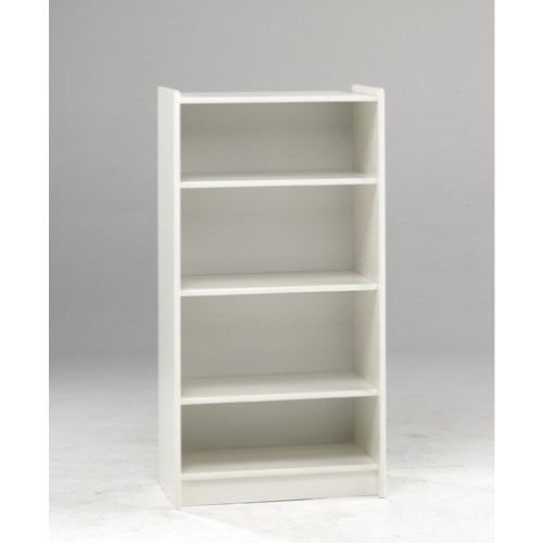 Steens For Kids Tall Bookcase In White - Wall Shelves Direct