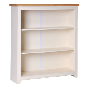 Colorado Low Wide Bookcase - Wall Shelves Direct