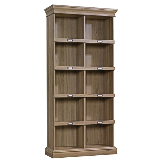 Teknik Barrister Home Tall Bookcase - Wall Shelves Direct