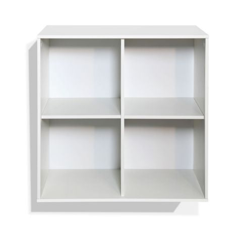 Steens Boxy 2 x 2 Deep Bookcase - Wall Shelves Direct