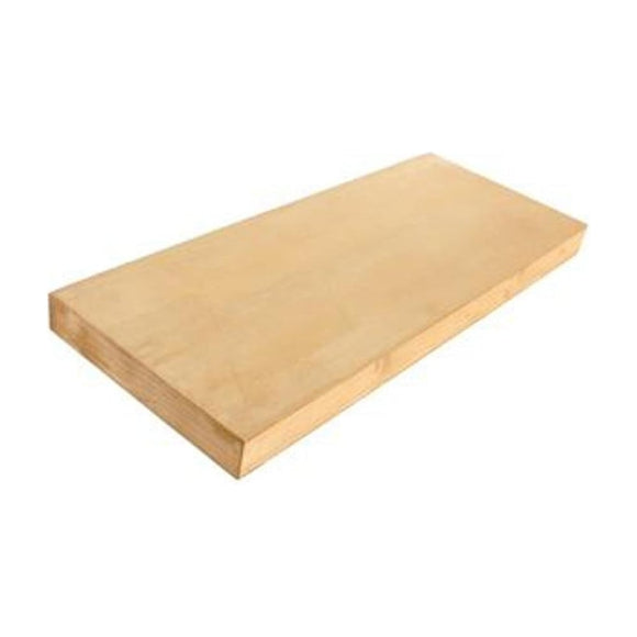 Core Products Corona Antique Wax Pine 600x240mm Floating Shelf Kit - Wall Shelves Direct