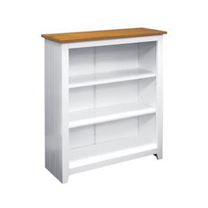 Capri Low Bookcase - Wall Shelves Direct