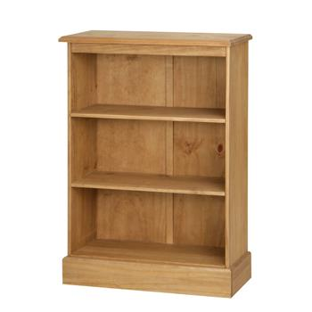 Cotswold Low Bookcase - Wall Shelves Direct