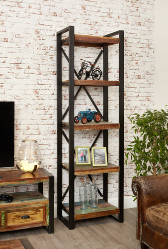 Baumhaus Urban Chic Alcove Bookcase - Wall Shelves Direct