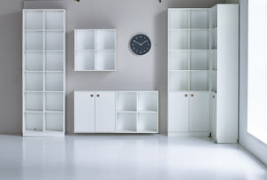 Steens Boxy 2 x 6 Large Bookcase - Wall Shelves Direct